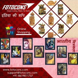 Indian Paintings art and Handicrafts