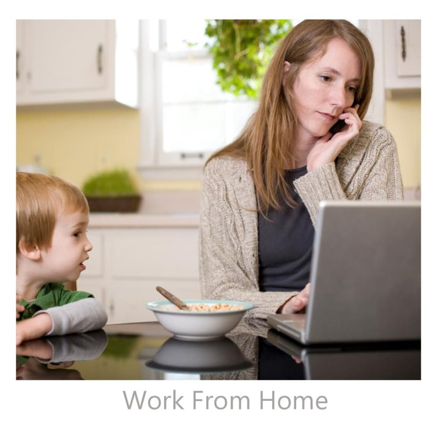 Work from Home-some useful tips
