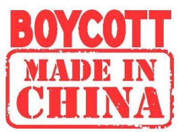 Boycott China product-India must reduce its dependency on China