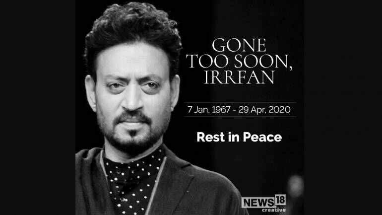 Irfan Khan-RIP