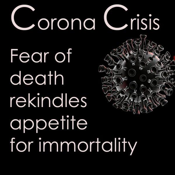 Corona Crisis-fear of death