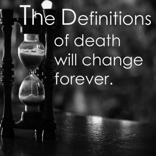 definition of death will change