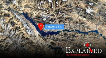 Escalating Tension Indo China Border Laddakh border