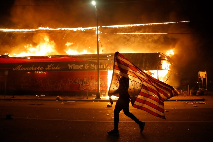 Riots in America-Reality