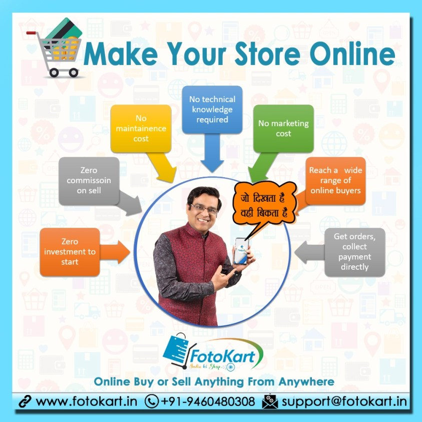 make your store online-sell online