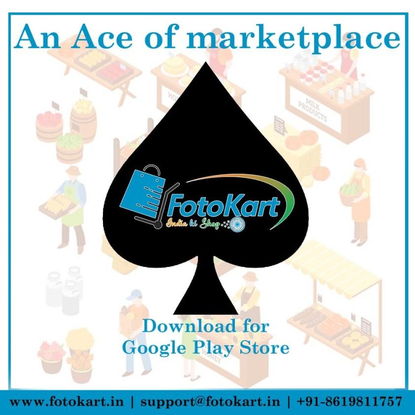 Fotokart-an ace of marketplace