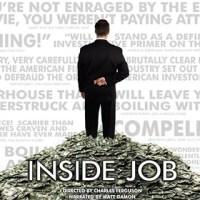 "Inside Job. ""Un trabajo interno"", de Charles H. Ferguson"