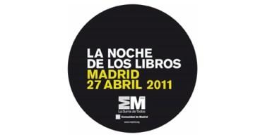 La Noche de los Libros_Logo