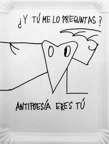 Nicanor Parra - antipoesía