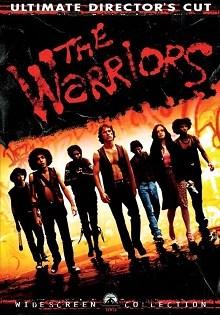 """Portada de la Edición de Colección de """"The Warriors"""""""