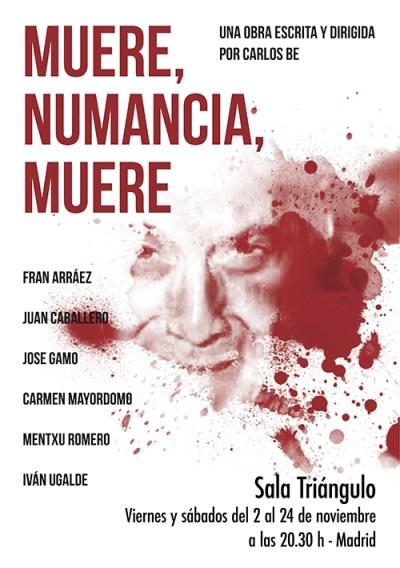 Muere, Numancia, muere