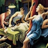 La expresión americana en Thomas Hart Benton