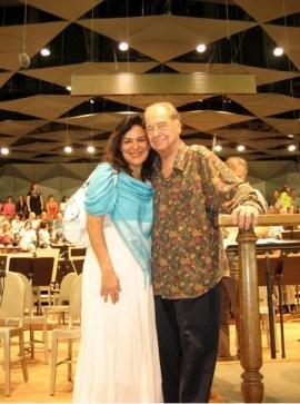 Nancy y Frubeck