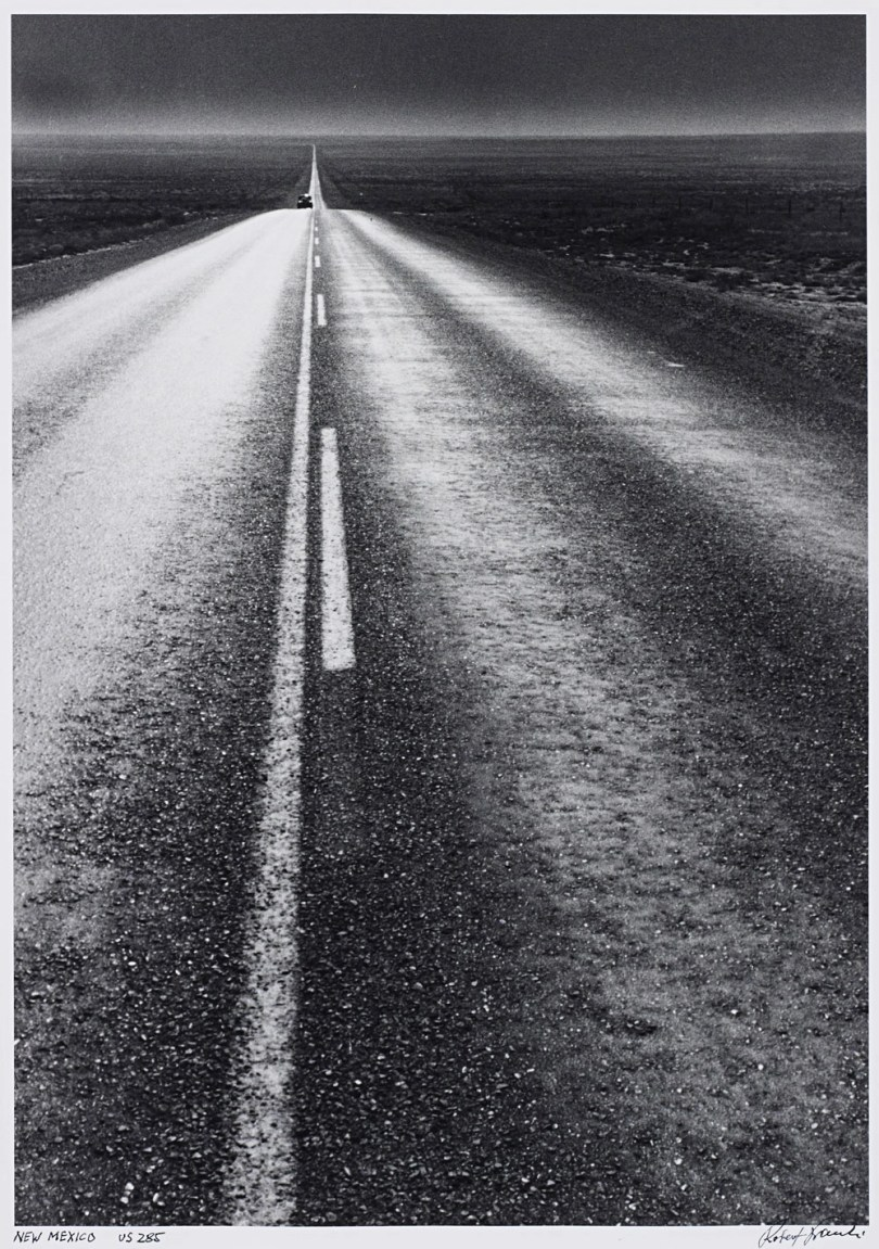 Robert Frank - U.S. 285, New Mexico, 1955
