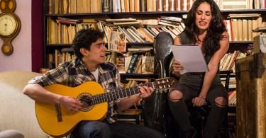 Andrés y Paula Iwasaki