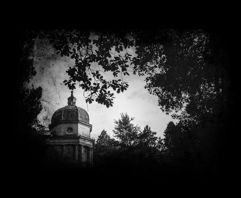 Bomarzo templo © Eva Contreras