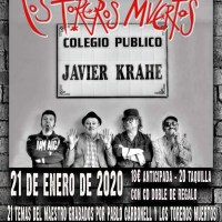 21.01.2020 - Los Toreros Muertos presentan disco: Colegio público Javier Krahe