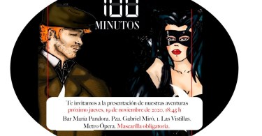 100 Minutos invitación
