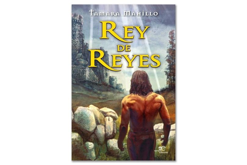 Tamara Mahíllo Rey de Reyes portada