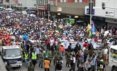 Xenophobia: Dear South Africans, Blame Your Leaders, Not Foreigners, by Morak Babajide-Alabi