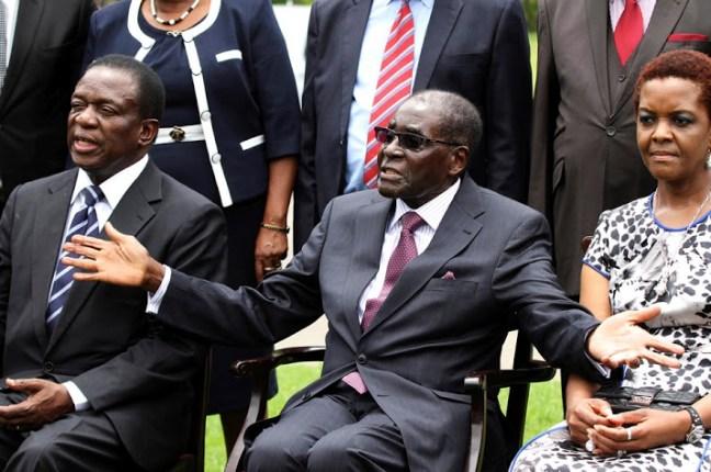 "Freedom From Mugabe, Power To ""The Crocodile"", Morak Babajide-Alabi"