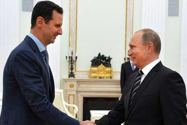 "Can Big Brother Russia Save Syria From The ""West""?, by Morak Babajide-Alabi"