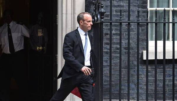 Raab Takes The BREXIT Heat Off May, by Morak Babajide-Alabi