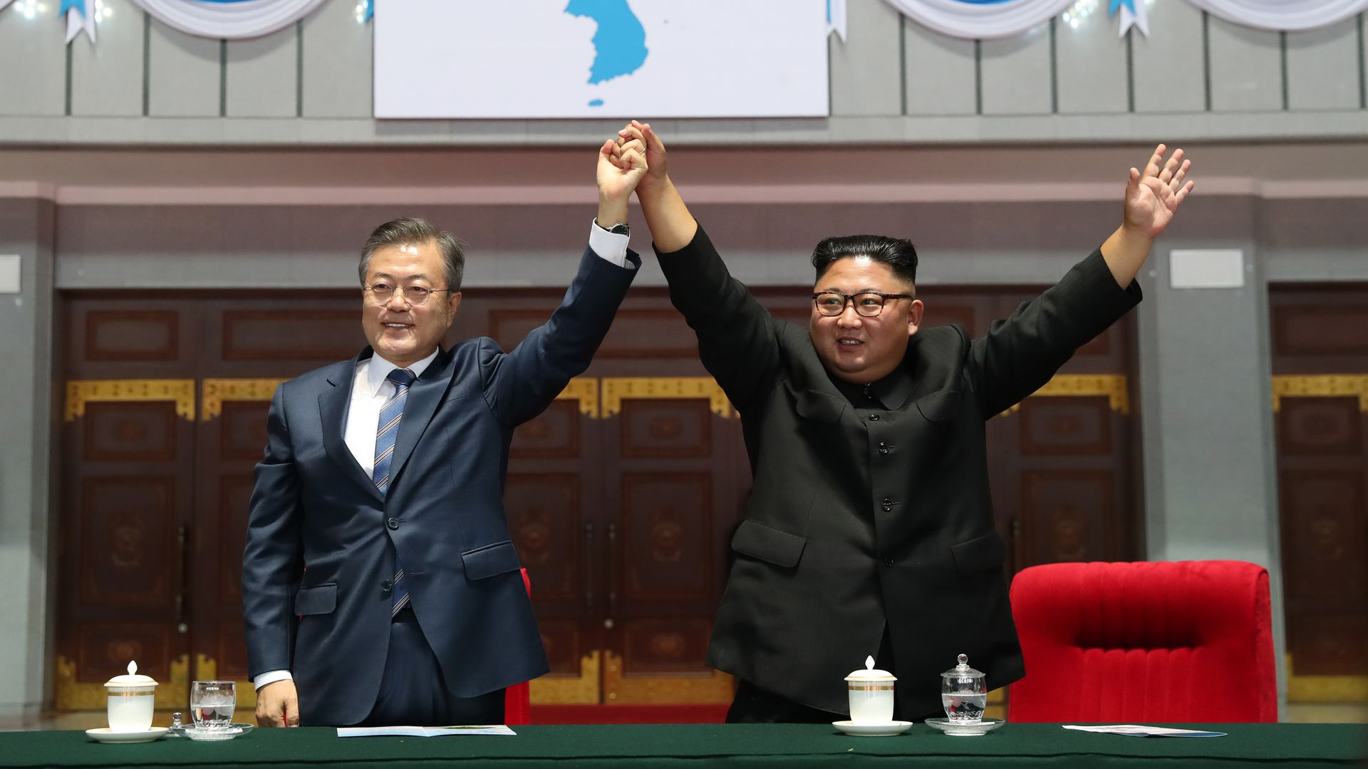 As May Seeks EU Respect, the Koreans Think of Peace, by Morak Babajide-Alabi
