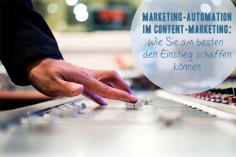 Was ist Marketing-Automation eigentlich und wie kann ich das für mein Content-Marketing nutzen? / Quelle: Unsplash.com