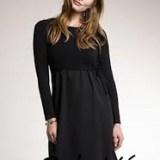Boob 50/50 Fekete szoptatos/kismama ruha
