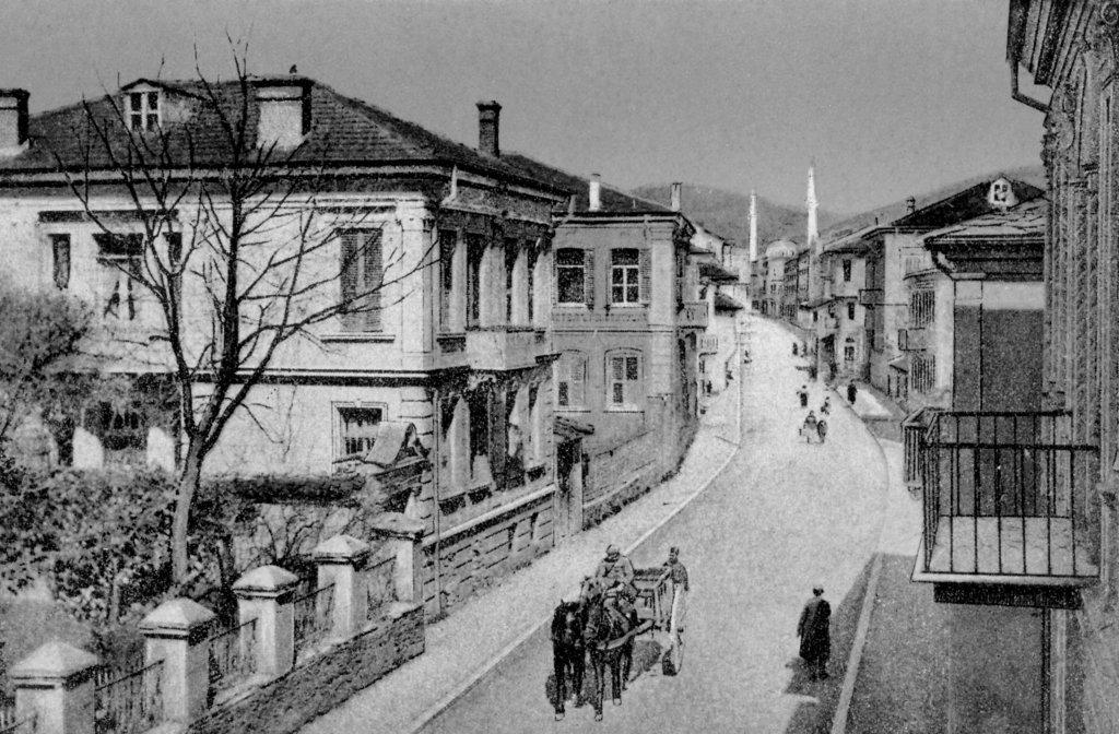 Некогашниот хотел Ројал во Битола