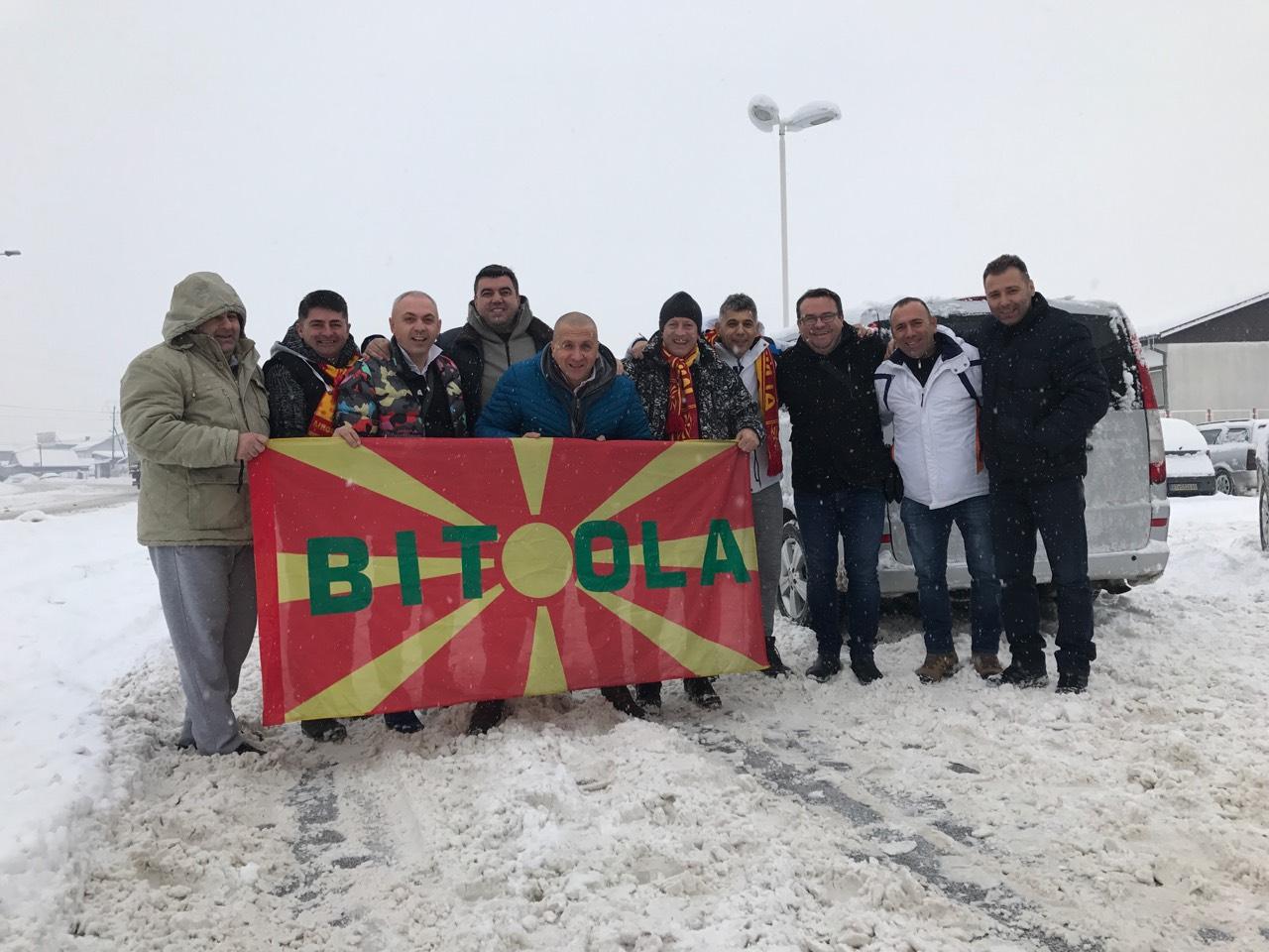 Битолските навивачи заминаа за поддршка на нашата репрезентација за Светското првенство во ракомет!