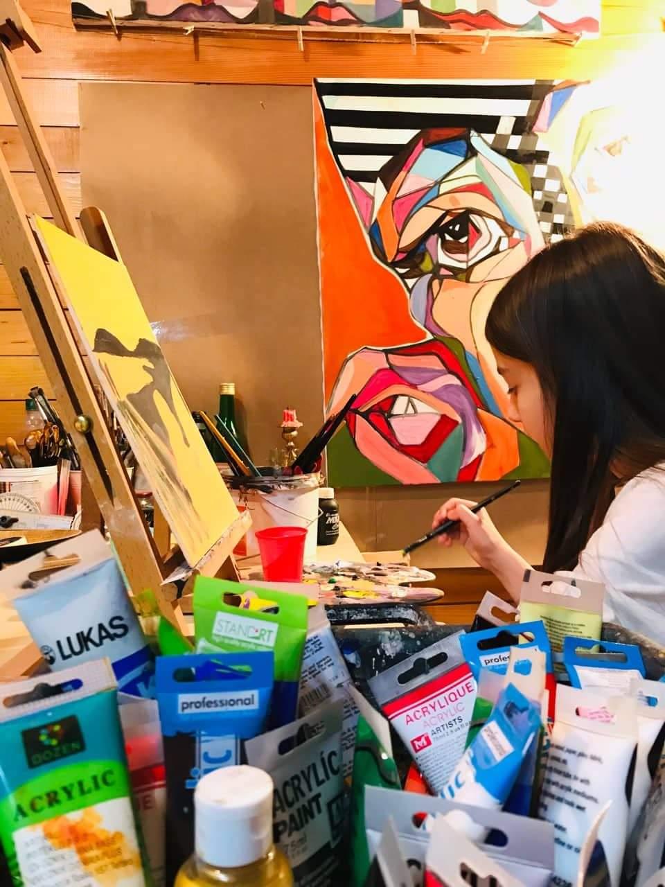 Десетгодишнината Јана од Битола меѓу 20-те најдобри цртачи во светот
