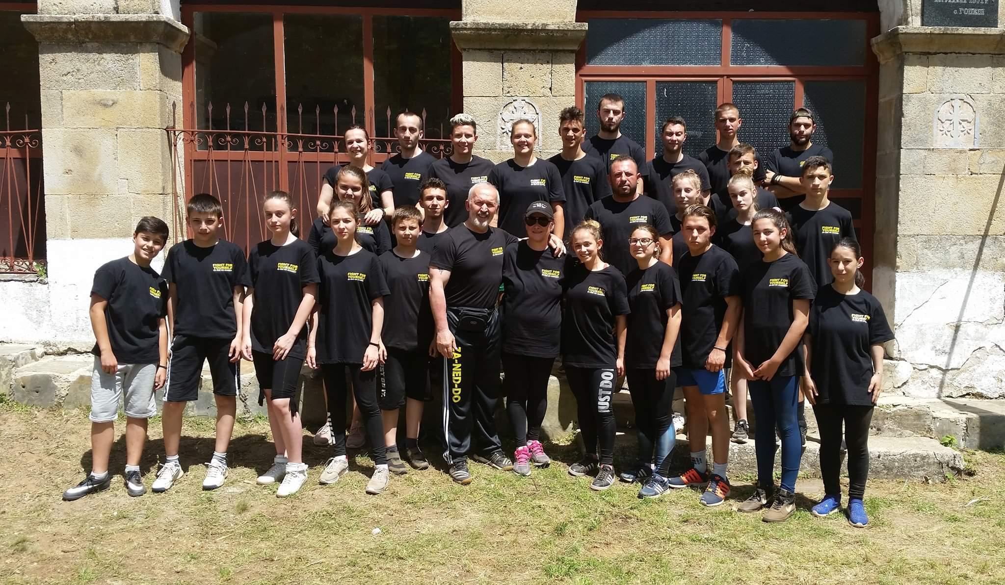 """По пауза од 20 години """"ЗА НЕД ДО"""" со камп за преживување во битолското с.Гопеш"""