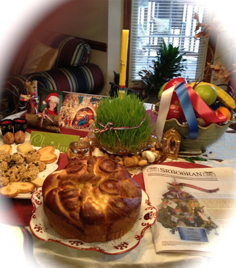 Serbian History 101 Christmas Customs