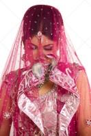 bridal ghoonghat