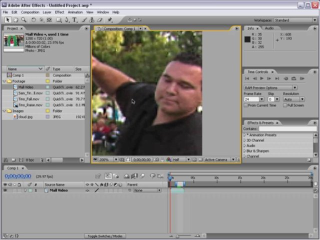 Introduction Of Adobe after effect filter co-pilot