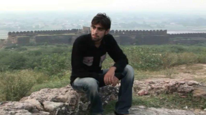 Bhula Dena Muje Haider Video Shoot