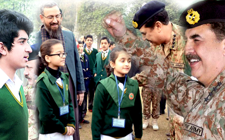Pakistan ARMY SONG 2015 - Bara Dushman Bana Phirta Hai - Tribute to APS Children