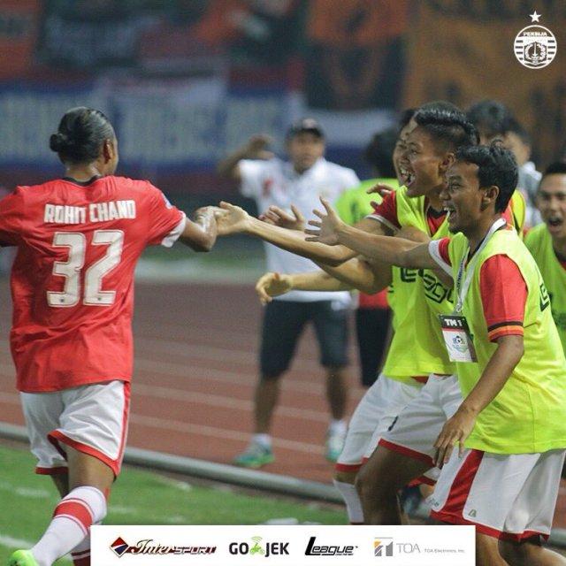 Hasil Liga 1 hari ini Persegres GU vs Persija Jakarta skor ...