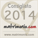Consigliato 2014 Matrimonio.com
