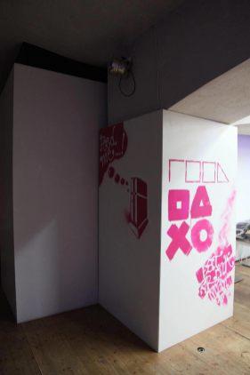 Artwork for Sony PlayStation Brandspace München Munich 2013
