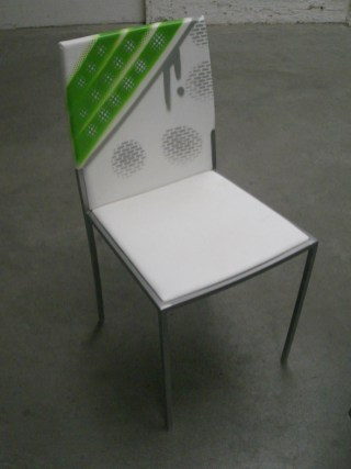 Designstuhl 2007, Privatsammlung / design chair 2007, private property