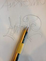 Antoine-Calligraphy