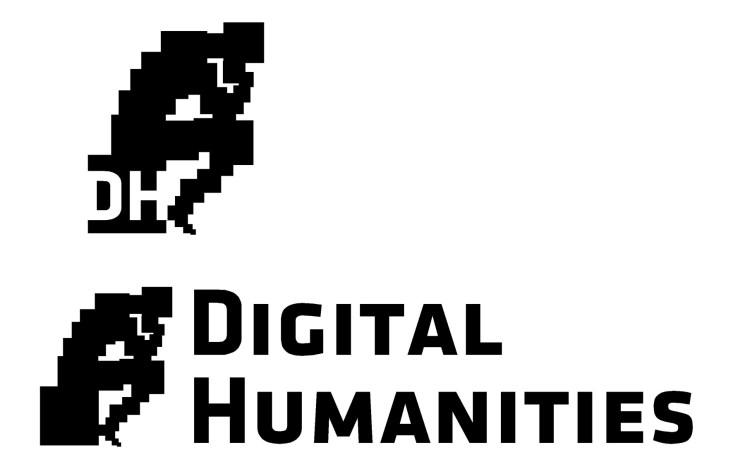 Digital Humanities Corporate Logo design 2011
