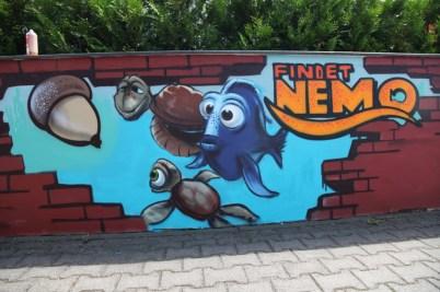 Findet Nemo Druckerei Weinreich Schöneck 2014