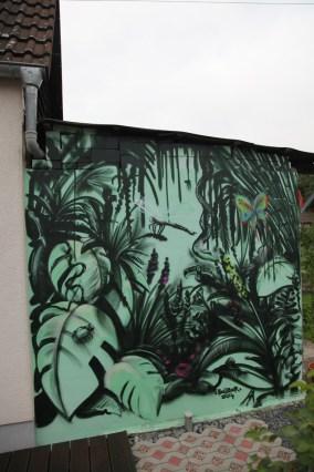 Dschungel / jungle freestyle quickie Wiesbaden 2014