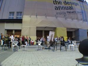 The design annual pecha kucha nights Messe Frankfurt 2007