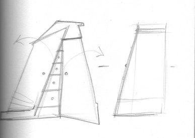 Konzeption/concept Styleschrank/Bauernschrank 3.0, 2012