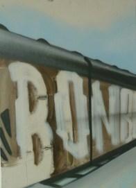 Bomber Wholecar Free Art on Canvas Kooperation Natalie Goller/Bomber 2009